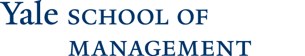 Yale School of Management word mark