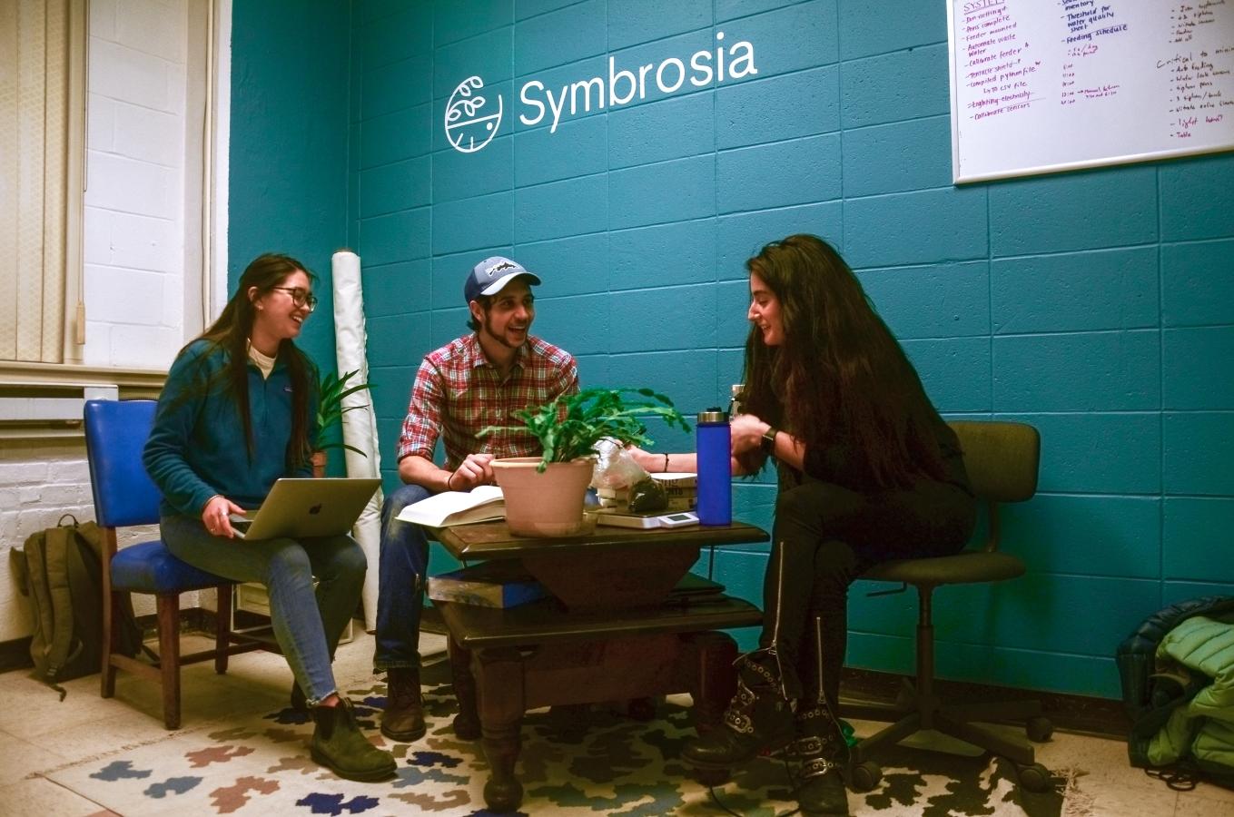 Symbrosia team candid