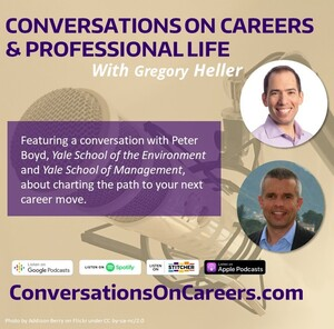 Careers Podcast with Peter Boyd