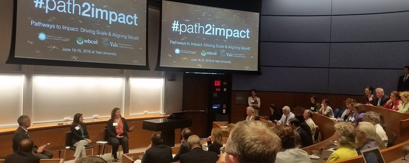 Reflections on the Pathways to Impact conference