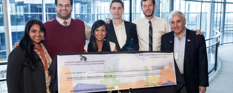 2016 Sabin Sustainable Venture Prize