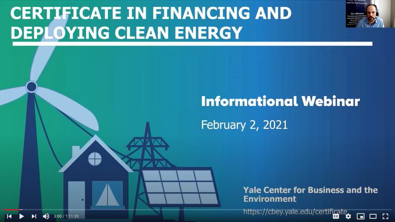 FDCE informational webinar