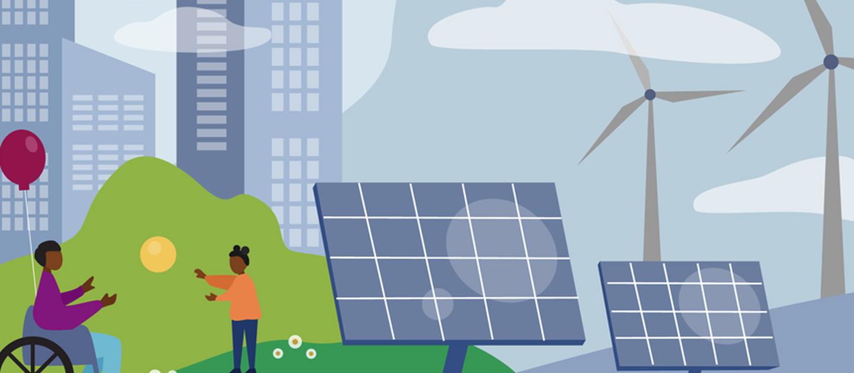 Clean energy!