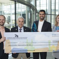Proposal to Convert Food Waste Into New Products Wins Sabin Prize