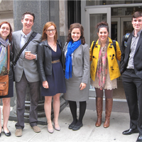 Biting into the Job Search: Exploring Business-Environment Careers in the Big Apple