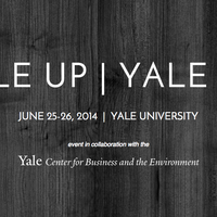 Scale Up: USBCSD/WBCSD/Yale Conference