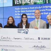 Process to Improve Sustainability of Beef and Seafood Production Wins Sabin Prize