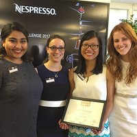 Yale Team Makes Final Round at Nespresso Sustainability Challenge