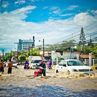 Adaptive Finance to Support Post-Disaster Recovery